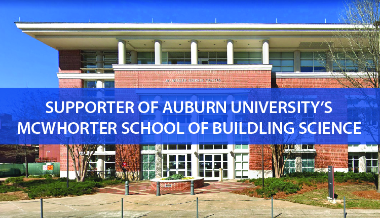 McWhorter School of Building Science at Auburn University